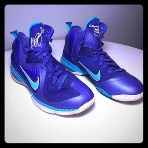 Nike LeBron James Summit Lake Hornets shoes 10.5